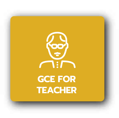 gce for teacher