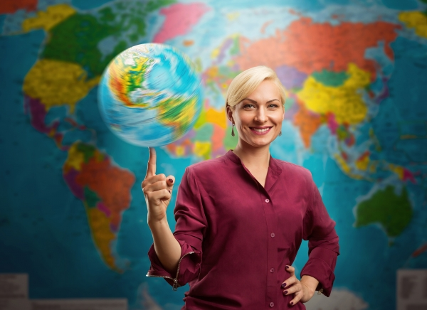 Ready, steady, go! It's global education time