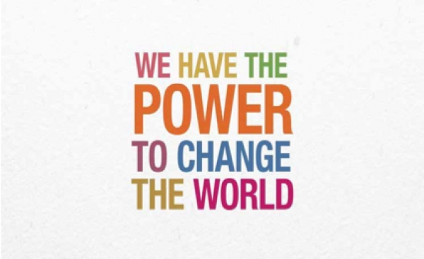 Let's make a world of difference