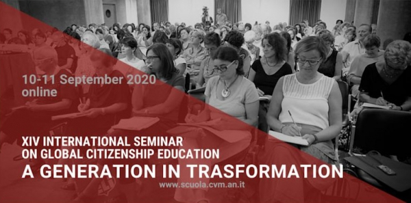 XIV INTERNTIONAL SEMINAR ON GLOBAL CITIZENSHIP EDUCATION